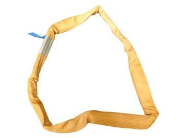 6 Tonne x 2 metre Round Sling To EN-1492-2 cargo lifting recovery tree strop
